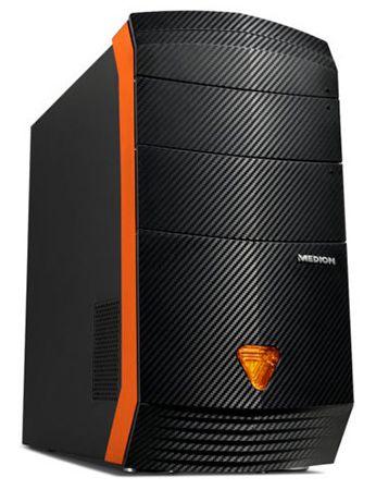 Medion Erazer X5328 F Gaming PC für 599,99€ (statt 740€)