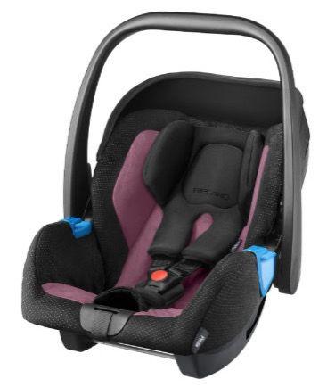 Schnell! RECARO Privia Violet Babyschale für 44,99€ (statt 99€)