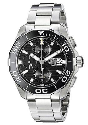 TAG Heuer Aquaracer 43 Automatic Steel Armbanduhr für 1.735€ (statt 2.471€)