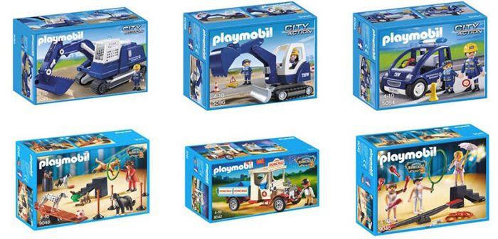 20% auf Playmobil beim Kauf von 2 Produkten