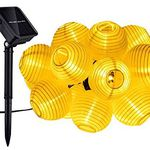20er Mpow Outdoor Solar Lichterkette ab 9,99€ (statt 16€)