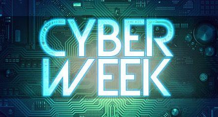 Cyber Week gestartet   Wichtige Info
