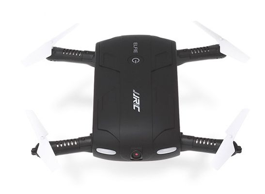 JJRC H37 ELFIE   Selfie Drohne mit Gravity Sense Control, Headless Mode, One Key für 19,50€