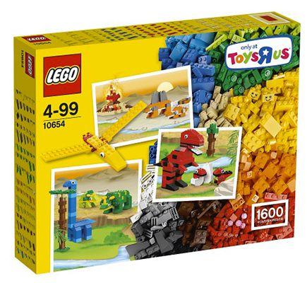 Lego Classic XL Box mit 1.600 Teilen für 46,94€ (statt 75€)