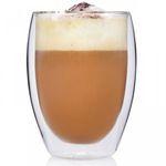 6er Pack Doppelwandige Cappuccino Gläser für 26,99€ (statt 32€)