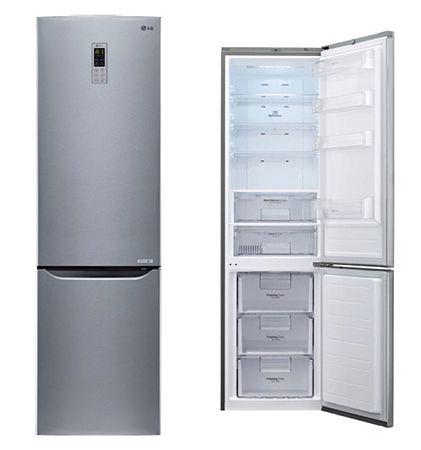 TOP! LG GBB 530 BLQFS Kühlgefrierkombination mit NoFrost für 499€ (statt 699€)