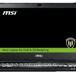MSI WS60-6QJ16H11 Notebook mit i7-6700HQ für 1.799€ (statt 1.999€)
