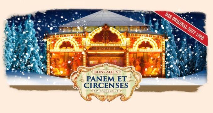 "Roncallis ""Panem et Circenses"" Dinnershow in Köln für 89€ p.P. (statt 138€)"