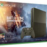 Microsoft Xbox One S 1TB + Battlefield 1 Special Edition für 293,99€ (statt 349€)