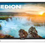 Medion Life X18061 – 50 Zoll Full HD Fernseher mit Triple-Tuner + DVB-T2 für 399€ (statt 479€)