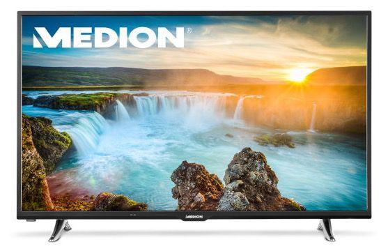 Medion Life X18061   50 Zoll Full HD Fernseher mit Triple Tuner + DVB T2 für 399€ (statt 479€)