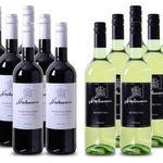 12 Flaschen Niedermann Wein für 48€ – 6x Weiß- & 6x Rotwein