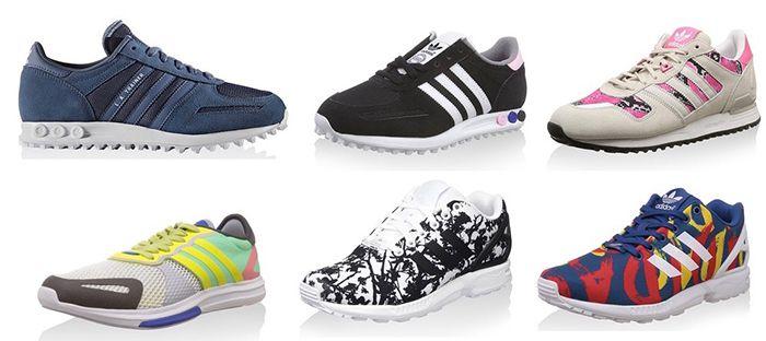 Günstige adidas Sneaker + VSK frei für Primer bei Amazon buyVIP   z.B. La Trainer W ab 59€ (stat 75€)