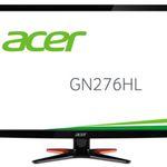 Acer Predator GN276HLbid – 27 Zoll Full HD eSports Monitor mit 144Hz für 259€ (statt 294€)