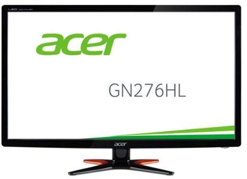 Acer Predator GN276HLbid   27 Zoll Full HD eSports Monitor mit 144Hz für 259€ (statt 294€)