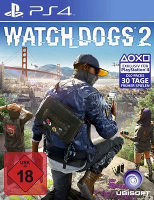 Watch Dogs 2 (PS4) für 19,99€ (statt 30€)