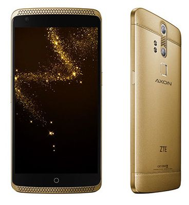 ZTE Axon Elite   5,5 Zoll Full HD Smartphone für 146,05€ (statt 257€)