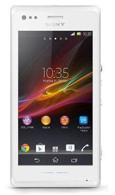 Sony Xperia M C1905 Android Smartphone für 64,35€ (statt 96€)   Retourengeräte!