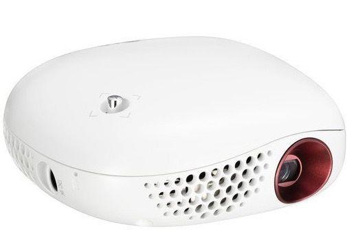 LG PV150G   portabler mini LED Projektor für 202,16€ (statt 248€)