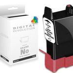 Druckerzubehör Räumungsverkauf mit bis zu 95% auf die UVP – z.B. schwarze Tintenpatrone für 0,19€