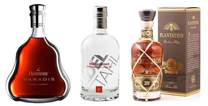 Günstige Spirituosen (Rum, Whisky etc.) bei Delinero dank 15€ Gutschein ab 50€