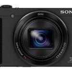 Sony DSC-HX80 Kompaktkamera mit 30x opt. Zoom für 255€ (statt 300€) + 50€ Foto Gutschein
