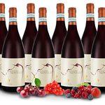 8 Flaschen Canti di Custoza Novello Bardolino 2016 für 38,90€