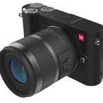 YI Technology M1 WiFi 4K Digitalkamera + 12-40mm + 42,5mm Objektiv für 250€ (statt 287€)