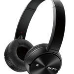 Sony MDR-ZX330BT Kopfhörer mit Bluetooth für 34,99€ (statt 53€)
