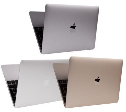 Apple Macbook   12 Zoll Retina 512GB SSD (2015) für 949€ (statt 1.399€)   B Ware