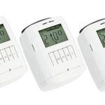 3er Set Eurotronic Heizkörperthermostat für 24,99€ (statt 36€)