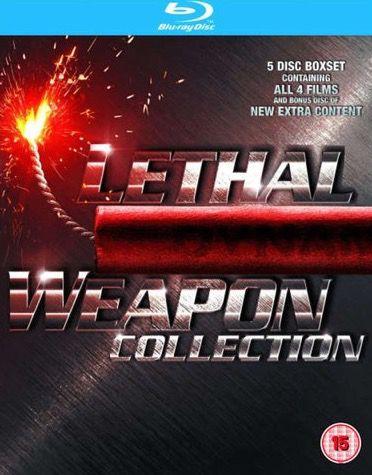 10% Rabatt auf Kult Boxsets bei zavvi   z.B. Lethal Weapon 1 4 für 8€