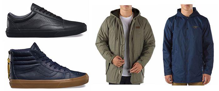 30% Black Freitag Rabatt bei VANS   z.B. Old Skool Reissue Leder Sneaker für 77€ (statt 107€)