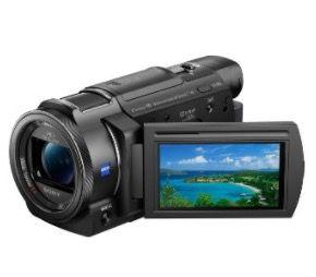Sony FDR AX33 4K Camcorder für 555€ (statt 618€)