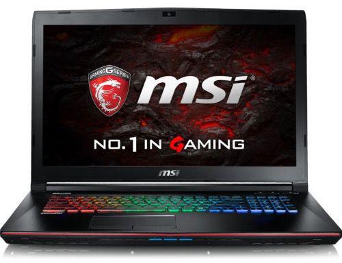MSI GE72VR 6RF161   17 Zoll Gaming Notebook mit GTX 1060 für 1.159€ (statt 1.499€)