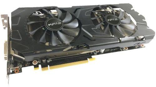 KFA2 GeForce GTX 1070 EX 8GB für 370€ (statt 415€)