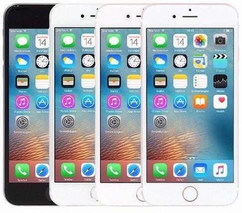 Apple iPhone 6S 32GB refurb. für 489,90€