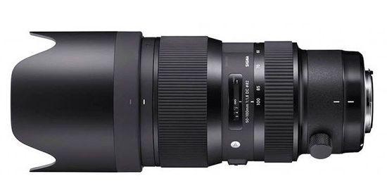 Sigma 50 100 F1.8 Nikon ART 50mm 100mm 1,8 Telezoomobjektiv für 890,10€ (statt 1.049€)