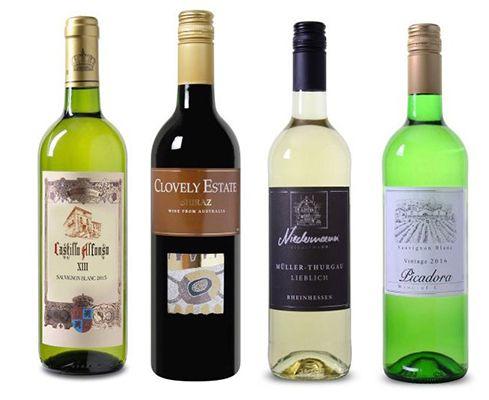 Weinvorteil Sale zur Cyberweek   Weine ab 2,99€ pro Flasche!