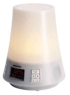 Medion Life P69052 Lichtwecker mit Wohlfühlatmosphäre für 19,99€ (statt 30€)