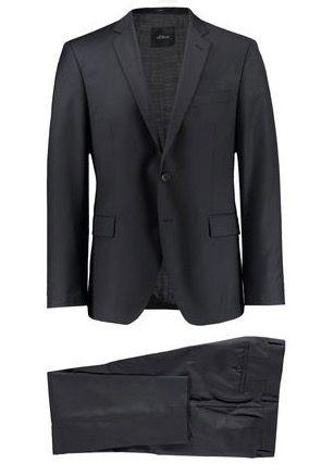 s.Oliver Firenze Herren Anzug (Sakko + Hose) für 99,90€
