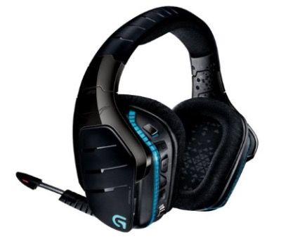 Logitech G933 Artemis Spectrum   7.1 Gaming Headset für 72,75€ (statt 144€)
