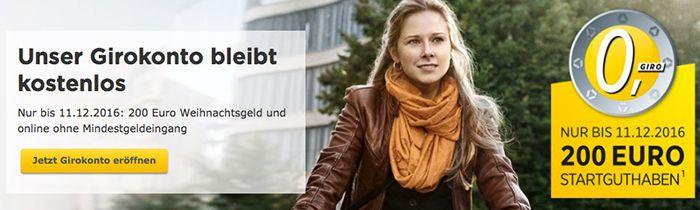 Bildschirmfoto 2016 11 28 um 08.39.58 Beitragsfreies Commerzbank Girokonto mit 200€ Startguthaben als Cyber Week Angebot