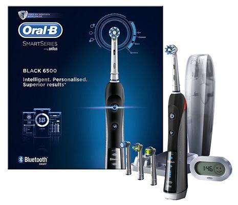 Oral B Smart Series 6500 Zahnbürste für 78,47€ (statt 119€)