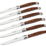 Schnell! Berndorf Steakmesserset 6-teilig für 23,87€ (statt 70€)