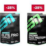 Fitmart mit 20% Rabatt auf alle ESN Proteine oder 15% für Masseaufbauprodukte – auch Staffelpreise