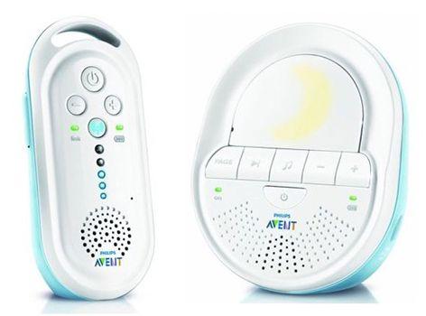 Philips Avent SCD505/00 DECT Babyphone für 59,99€ (statt 69€)