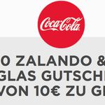 Vorbei! Gratis 10€ Geschenkgutschein für Douglas oder Zalando ohne MBW