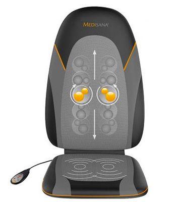 Medisana MC 830 Massagesitzauflage mit Gelköpfen für 45€ (statt 70€)