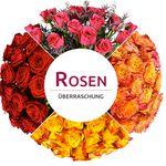 40 Rosen in Überraschungsfarbe für 22,90€